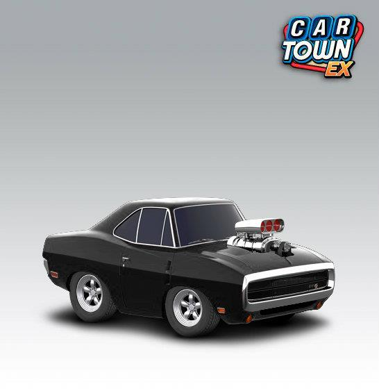 Dom's 1970 Dodge Charger Car